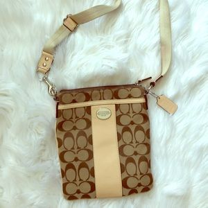 Coach Bags - Coach Cross Body Bag